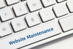 Website Maintenance Image