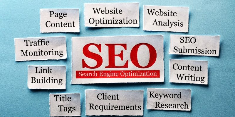 Search Engine Optimization Firm SEO Cloud Image